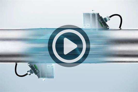 ویدئو نحوه کارکرد کنتورهای آلتراسونیک